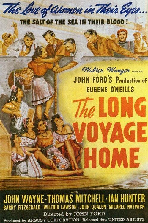 A LONGA VIAGEM DE VOLTA (The Long Voyage Home, 1940)