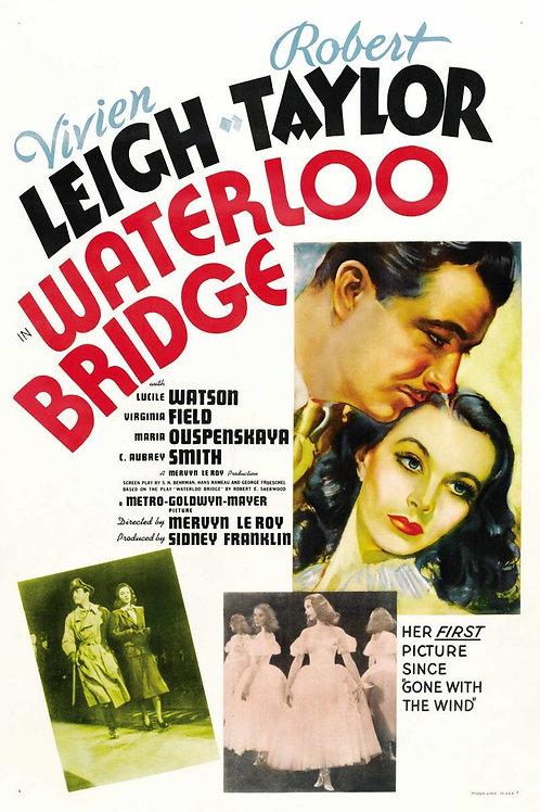 A PONTE DE WATERLOO (Waterloo Bridge, 1940)