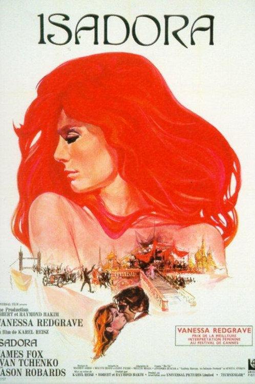ISADORA (Idem, 1968)