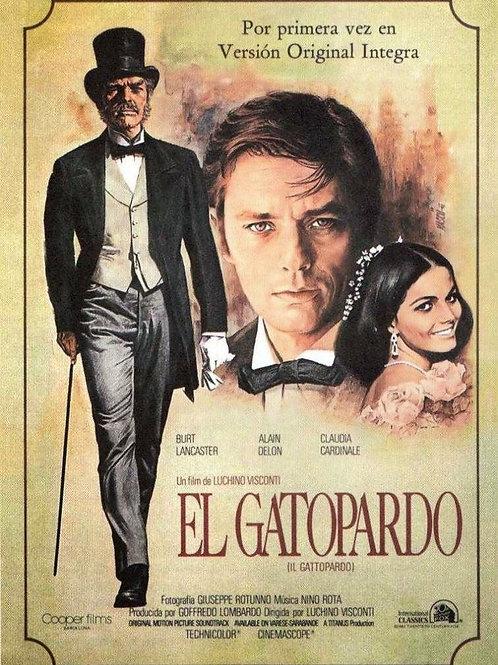 O LEOPARDO (Il Gattopardo, 1963)