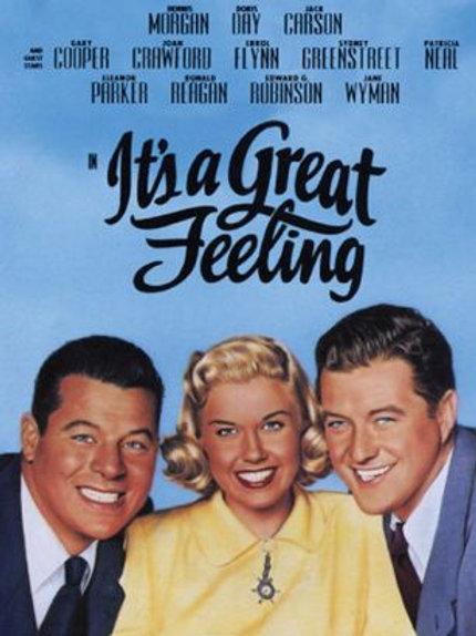 MADEIMOSELLE FIFI (It's A great Feeling, 1949)