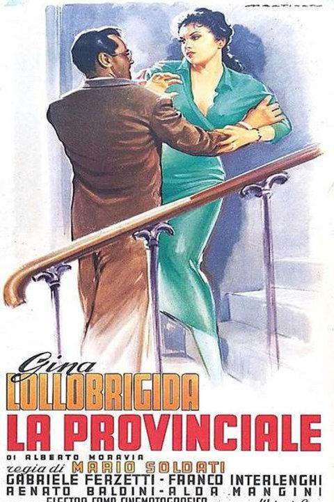 A PROVINCIANA (La Provinciale, 1953)