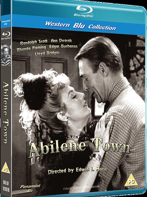 RUA DOS CONFLITOS (Abilene Town, 1946)