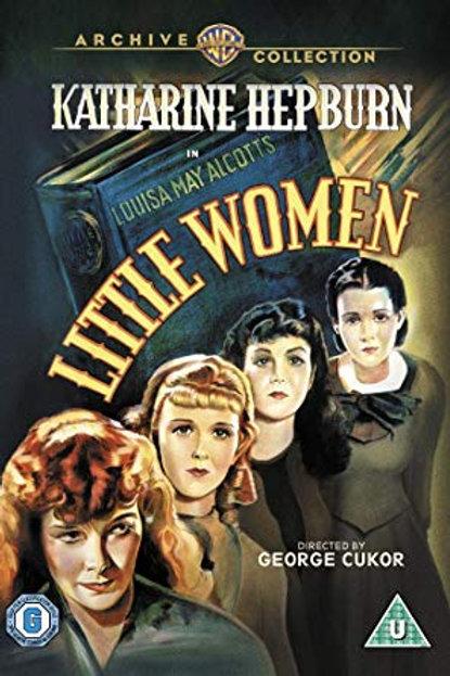 AS QUATRO IRMÃS (Little Women, 1933)