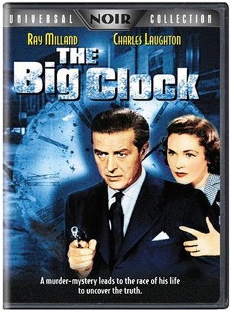 O RELÓGIO VERDE (The Big Clock, 1948) Bluray