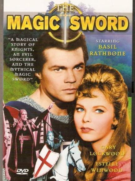 A ESPADA MÁGICA (The Magic Sword, 1962)