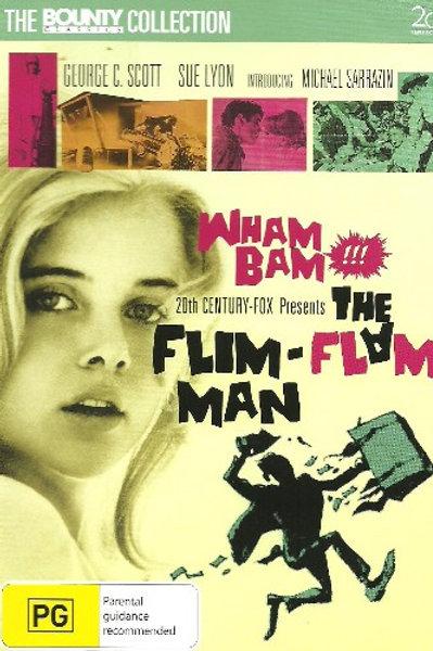 O MAGNÍFICO FARSANTE (The Flim-Flam Man,1967)