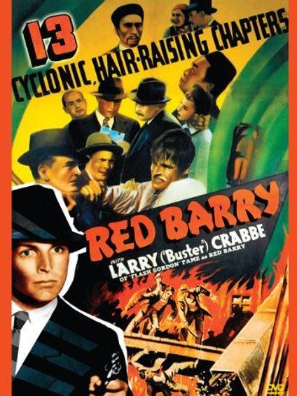 RED BARRY (Idem, 1938) Seriado