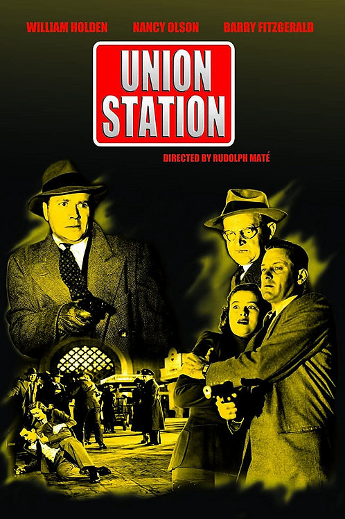 RASTRO SANGRENTO (Union Station, 1950)