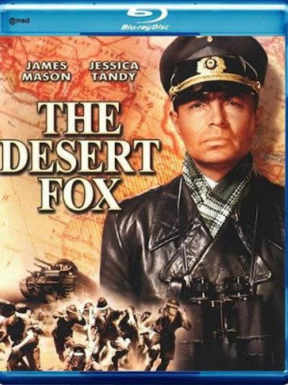 A RAPOSA DO DESERTO (The Desert Fox, 1951)