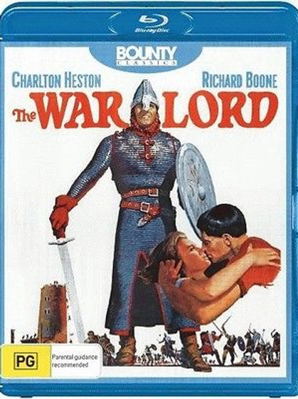 O SENHOR DA GUERRA (The War Lord, 1965)