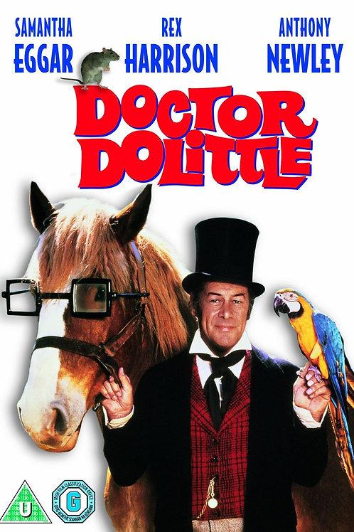 O FABULOSO DR. DOLLITLE (Doctor Dolittle, 1967)