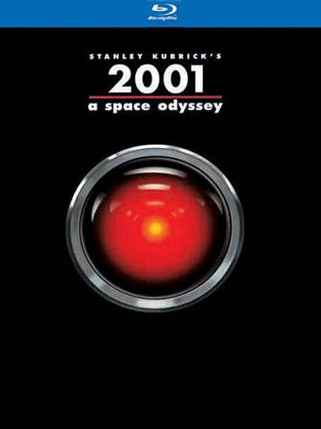 2001: UMA ODISSÉIA NO ESPAÇO (2001: A Space Odyssey, 1968) Bluray