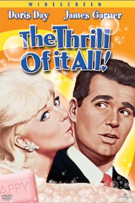 O TEMPERO DO AMOR (The Thrill of it all, 1963)