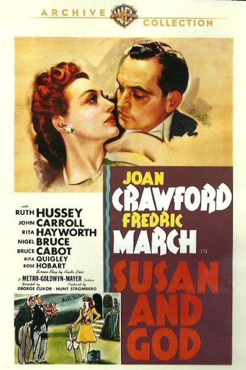 UMA MULHER ORIGINAL (Susan and God, 1940)