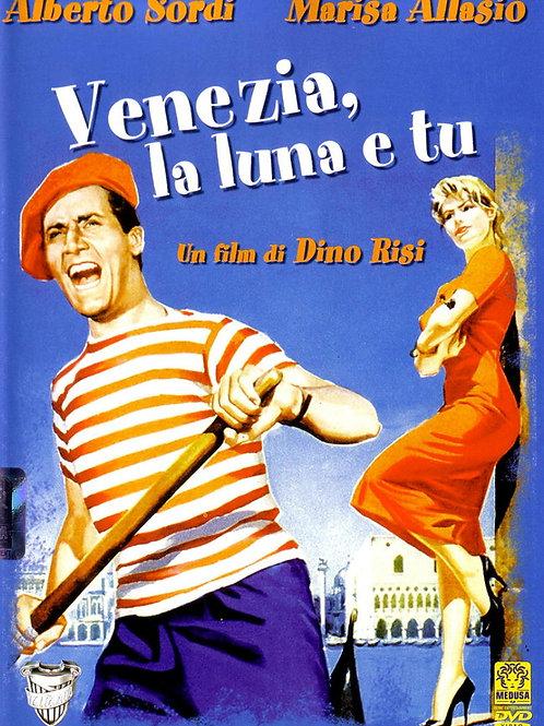 VENEZA, A LUA E EU (Venezia, la luna e tu, 1958)