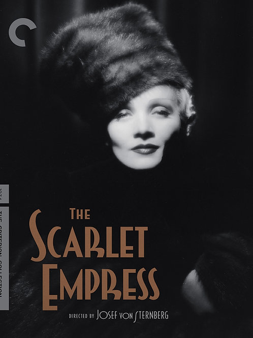 A IMPERATRIZ VERMELHA (The Scarlet Empress, 1934) Blu-ray