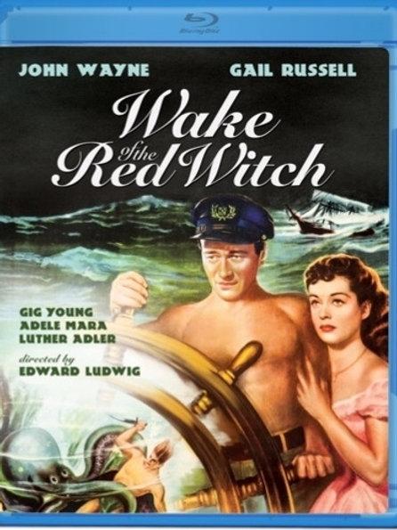 NO RASTRO DE BRUXA VERMELHA (Wake of the Red Witch, 1948) bluray