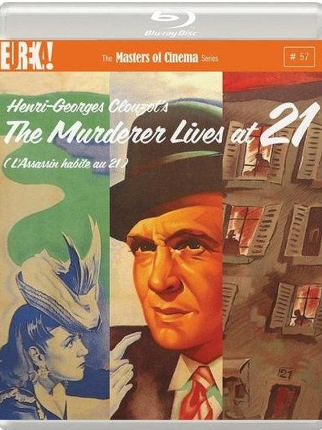 O ASSASSINO MORA 21 (L'assassin Habite au 21, 1942)