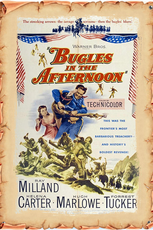 O ÚLTIMO BALUARTE (Bugles in the afternoon, 1952)