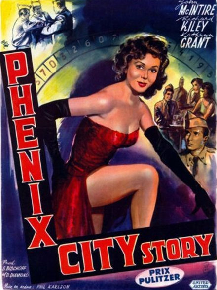 A CIDADE DO VÍCIO (The Phenix City Story, 1955)