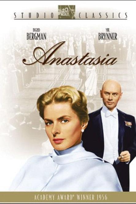 ANASTÁCIA, A PRINCESA ESQUECIDA (Anastasia, 1956)