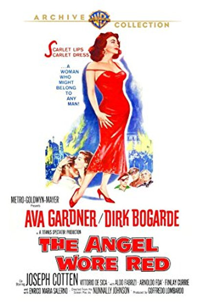 TENTAÇÃO (The Angel Wore Red, 1960)