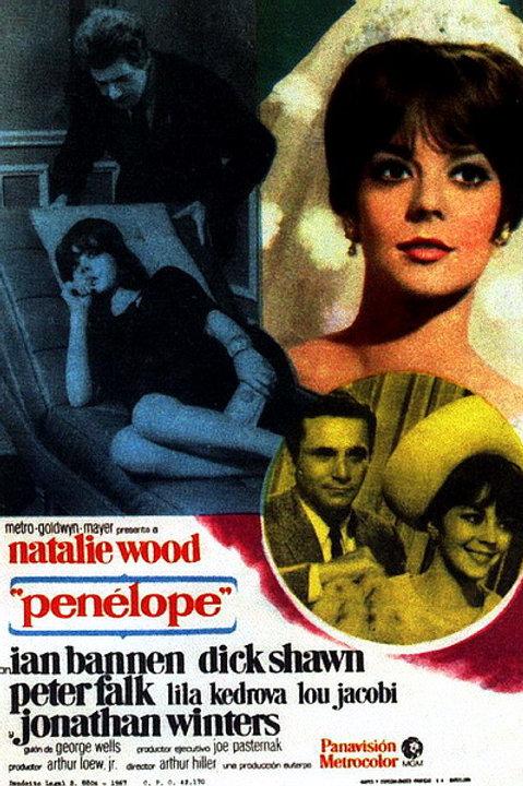 OS PRAZERES DE PENÉLOPE (Penelope, 1966)