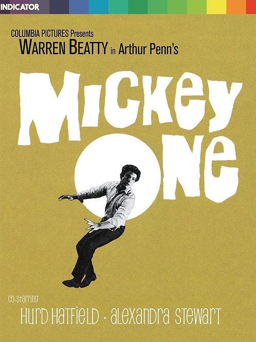 MICKEY ONE (Mickey One, 1965) Blu-ray