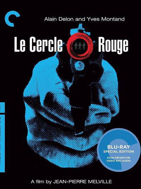 O CÍRCULO VERMELHO (Le Cercle Rouge, 1970) Bluray