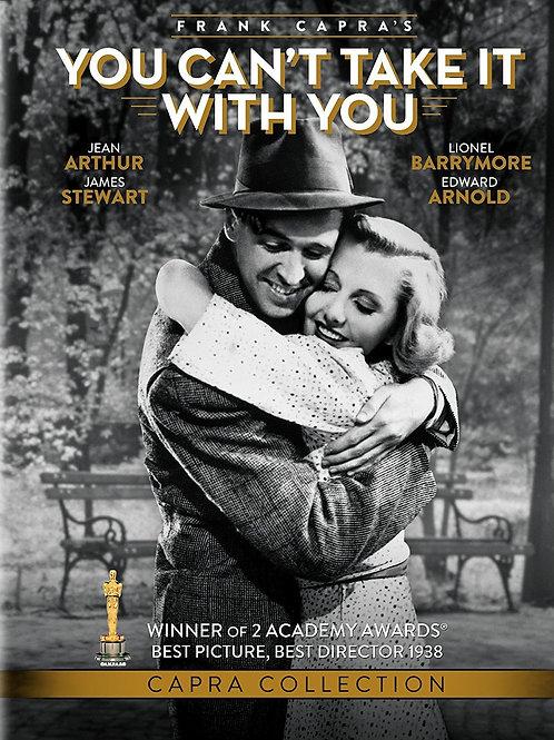 DO MUNDO NADA SE LEVA (You Can't Take With You.1938)