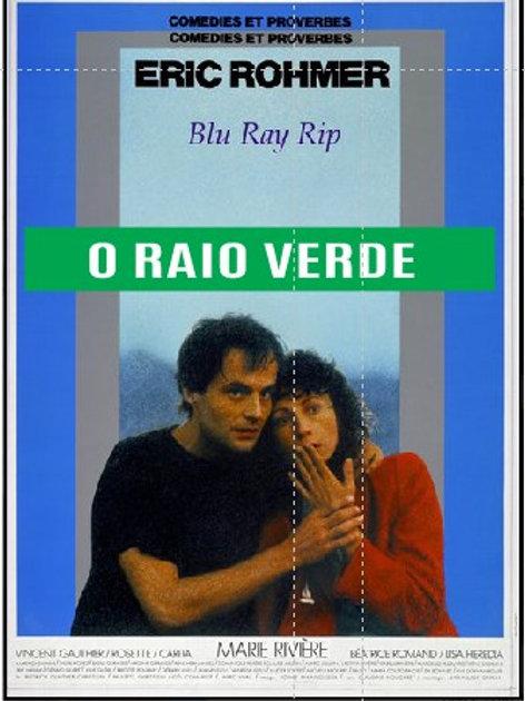 O RAIO VERDE (Le Rayon Verte, 1986) blu-ray