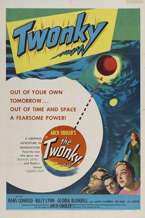 ESTRANHO ENCONTRO (Twonky, 1953)