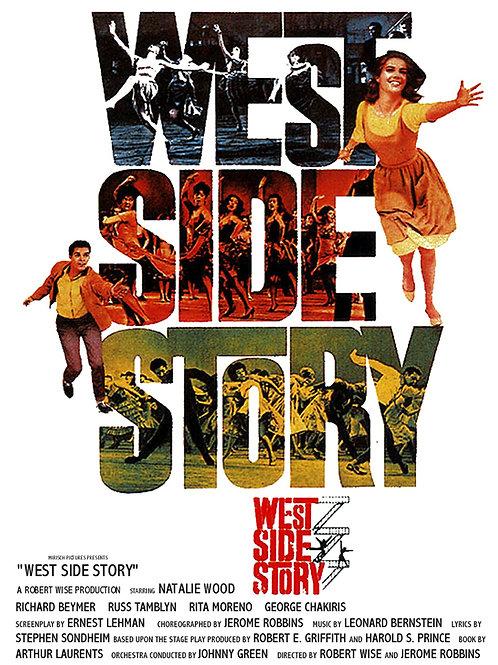 AMOR, SUBLIME AMOR (West Side Story, 1961)