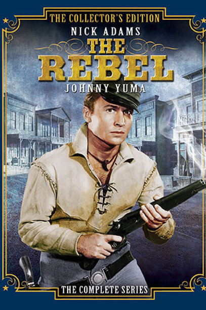 O REBELDE (The Rebel, 1959) Série de TV