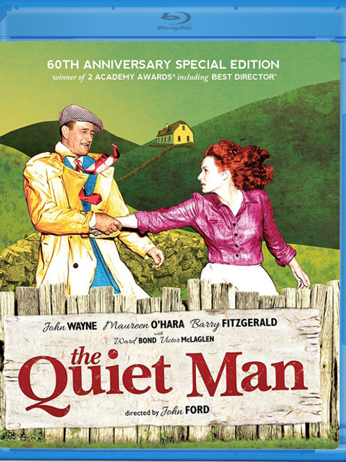 DEPOIS DO VENDAVAL (The Quiet Man, 1952) Blu-ray