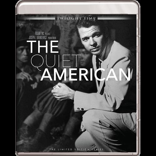 O AMERICANO TRANQUILO (The Quiet American, 1958)