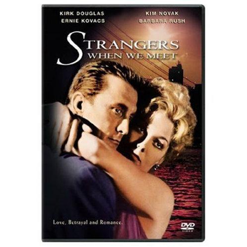 O NONO MANDAMENTO (Strangers When We Meet, 1960)