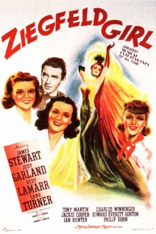 O MUNDO É UM TEATRO (Ziegfeld Girl, 1941)