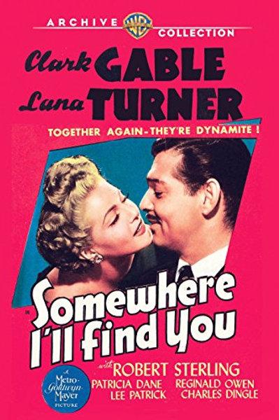 AINDA SERÁS MINHA (Somewhere I'll Find You, 1942)