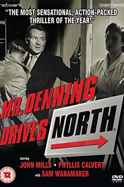 SR. DENNING, ASSASSINO (Mr. Denning Drives North, 1951)