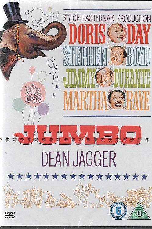 A MAIS QUERIDA DO MUNDO (Billy Rose's Jumbo, 1962) Blu-ray