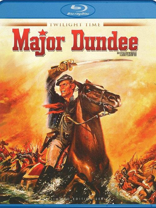 JURAMENTO DE VINGANÇA (Major Dundee, 1965)