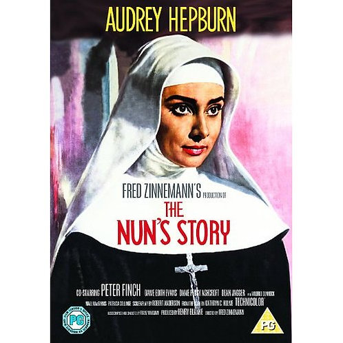 UMA CRUZ À BEIRA DO CAMINHO (The Nun's Story, 1959)