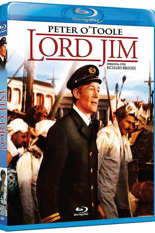 LORD JIM (Idem, 1965) Bluray