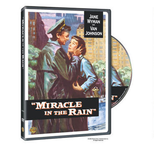 O AMOR NUNCA MORRE (Miracle In The Rain, 1956)