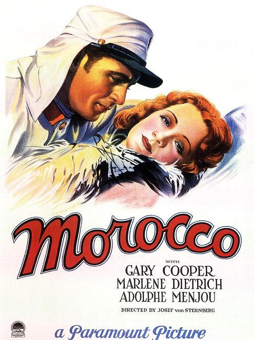 MARROCOS (Morocco, 1930)