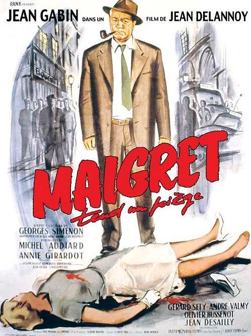 ASSASSINO DE MULHERES (Maigret tend un piège, 1963))