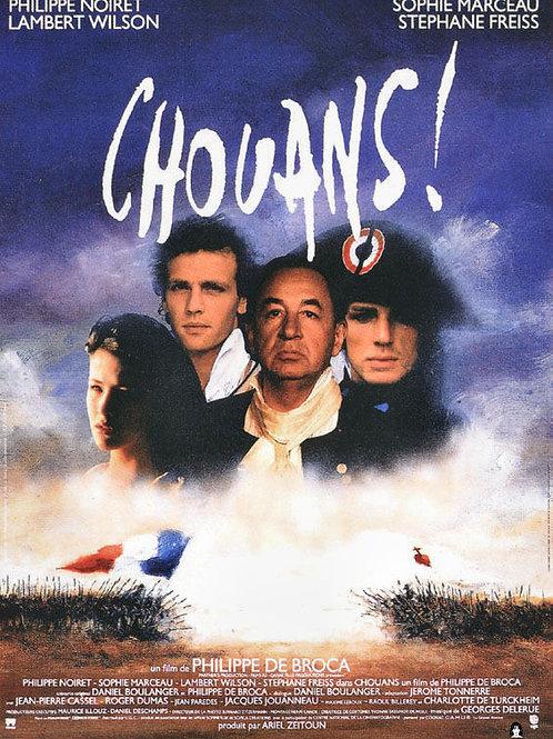 TRÊS DESTINOS (Chouans!, 1988)