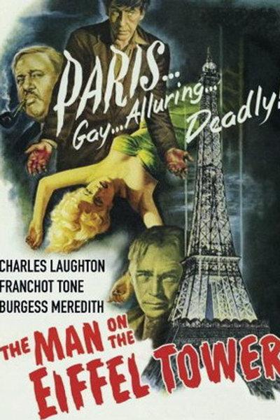 FUGITIVO DA GUILHOTINA (The Man On The Eiffel Tower, 1949)